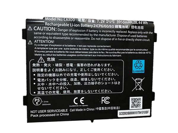 Batterie ordinateur portable CAX00