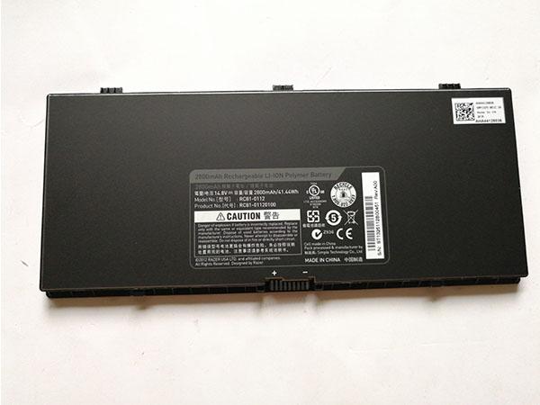 Batterie ordinateur portable RC81-0112