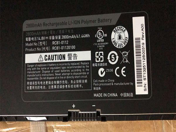 Razer RC81-0112 RC81-01120100