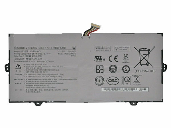 Batterie ordinateur portable AA-PBRN4ZU