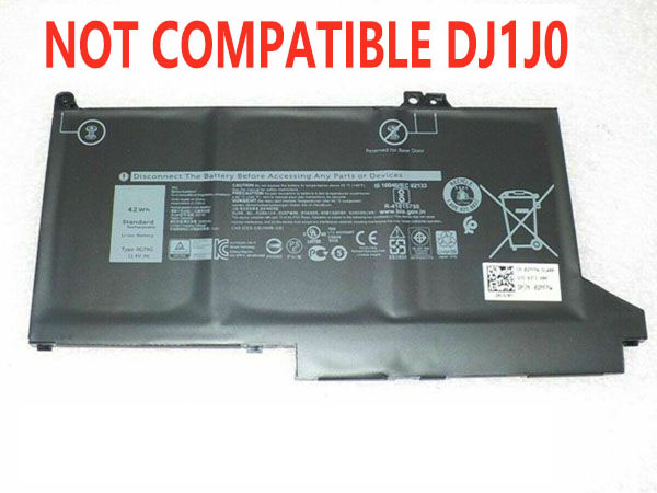 Batterie ordinateur portable 0G74G