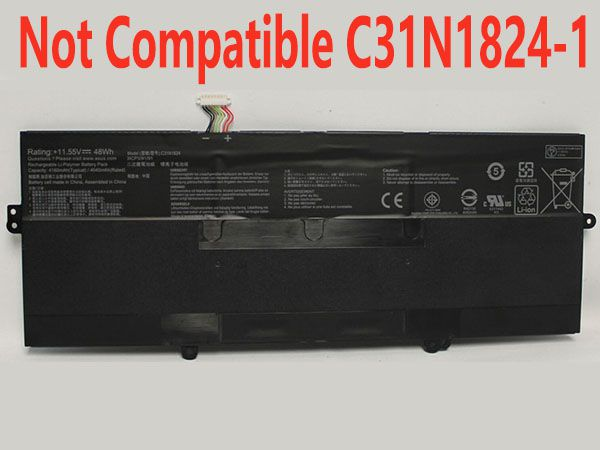 Batterie ordinateur portable C31N1824