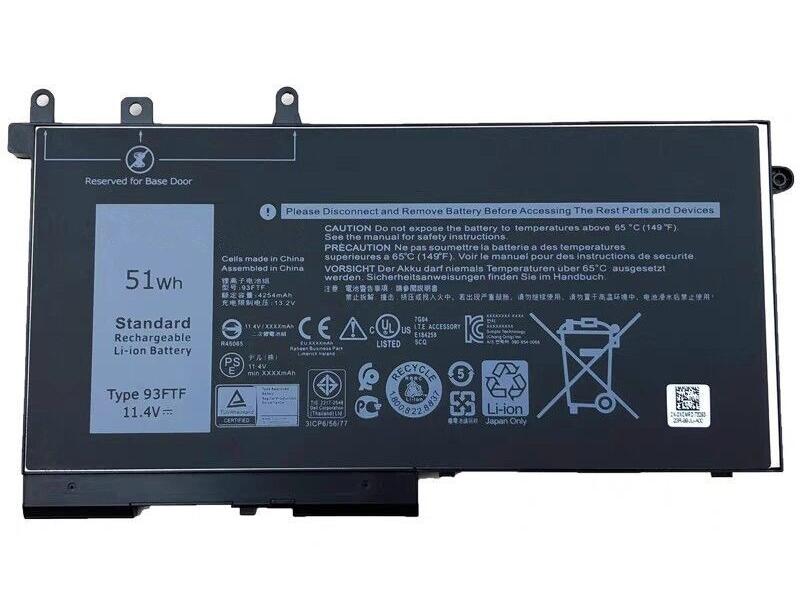 Batterie ordinateur portable D4CMT