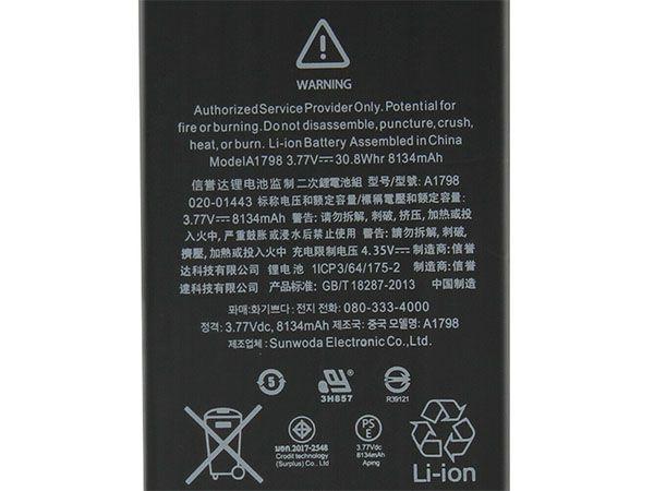 Apple A1798