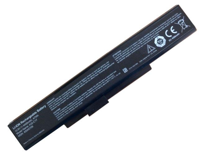 Batterie ordinateur portable A32-C17
