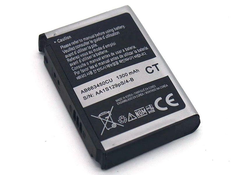 Batterie interne smartphone AB663450CU