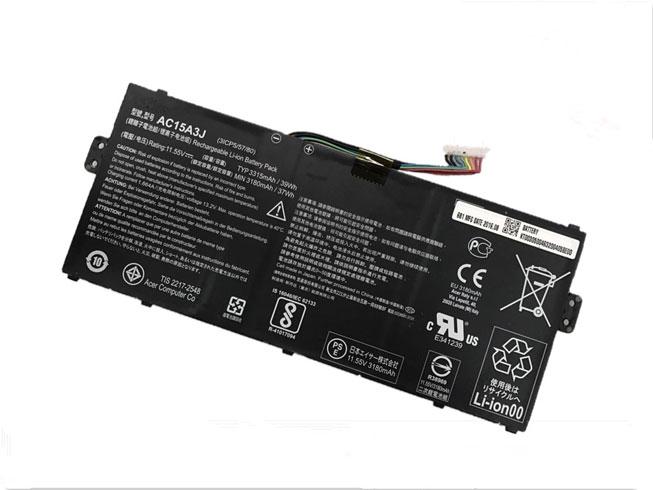 Batterie interne tablette AC15A3J