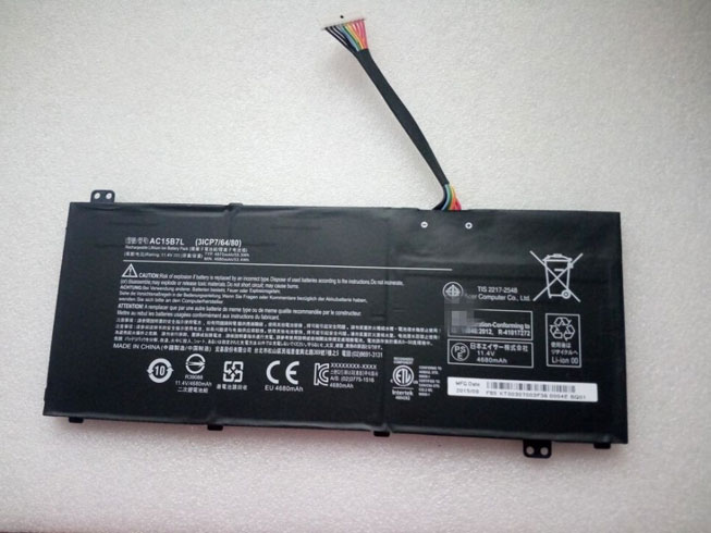 Batterie ordinateur portable AC15B7L