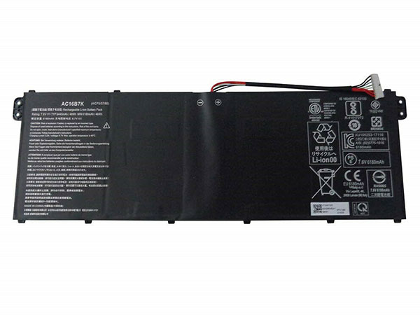 Batterie ordinateur portable AC16B8K