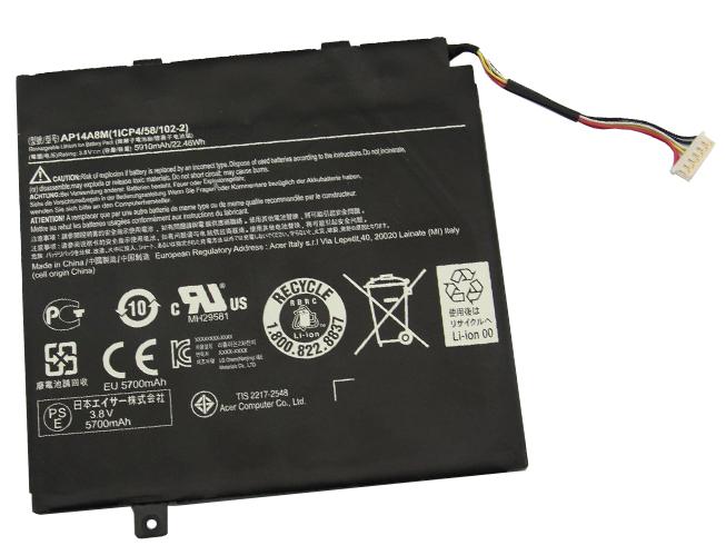 Batterie interne tablette AP14A8M