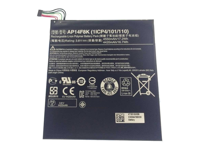 Batterie ordinateur portable AP14F8K