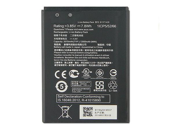 Batterie interne smartphone B11P1428