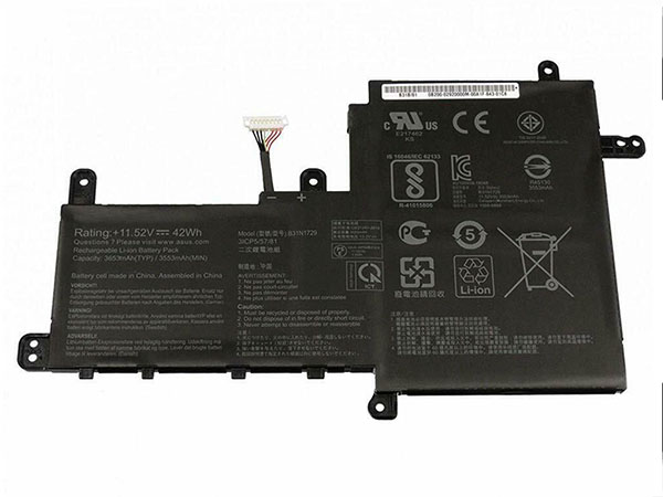 Batterie ordinateur portable B31N1729