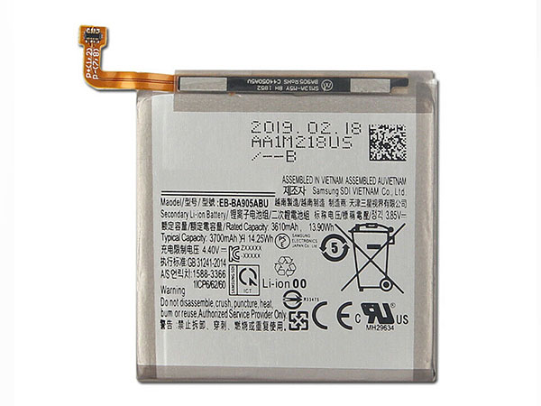 Batterie interne smartphone EB-BA905ABU