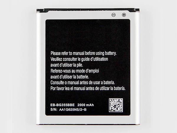 Batterie interne smartphone EB-BG355BBE