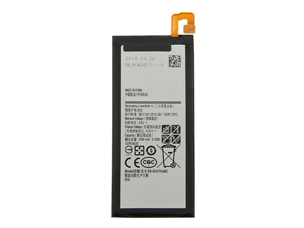 Batterie interne smartphone EB-BG570ABE