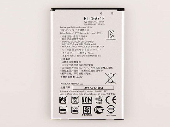 Batterie interne smartphone BL-46G1F