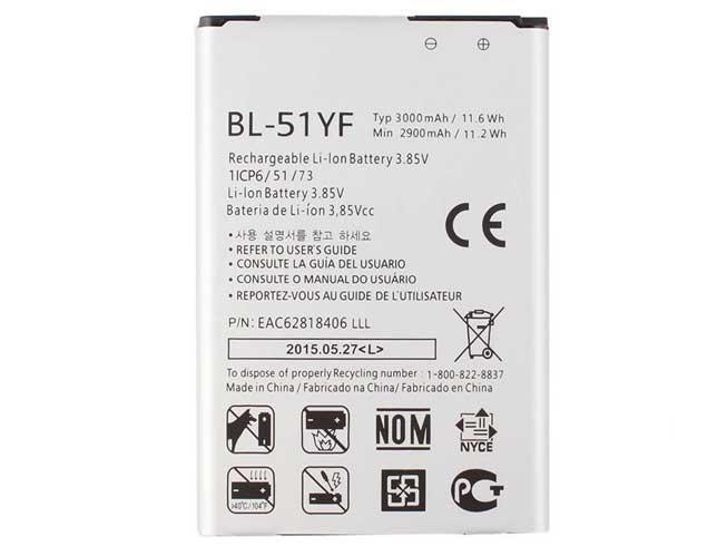 Batterie interne smartphone BL-51YF