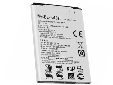 Batterie interne smartphone BL-54SH