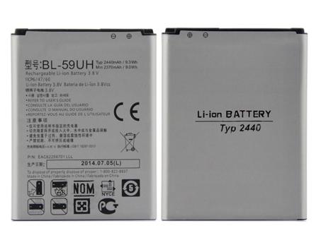 Batterie interne smartphone BL-59UH