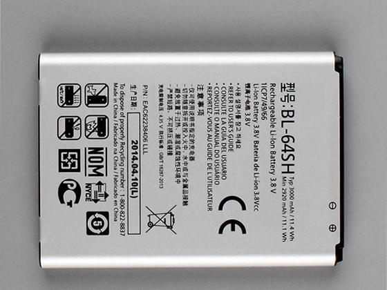 Batterie interne smartphone BL-64SH