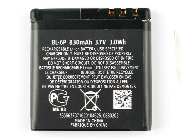 Batterie BL-6P