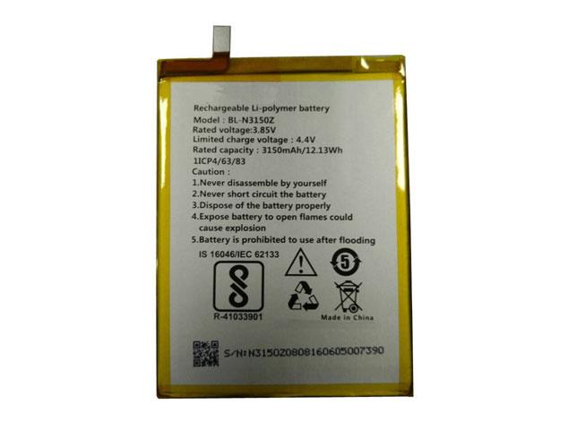 Batterie interne smartphone BL-N3150Z