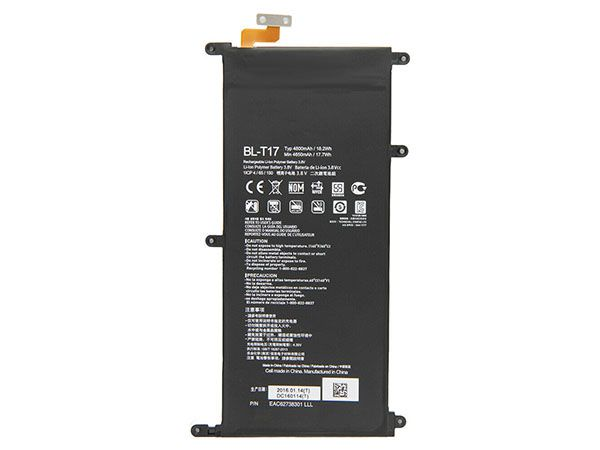 Batterie interne tablette BL-T17