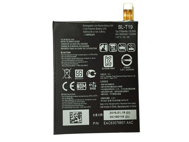 Batterie interne smartphone BL-T19