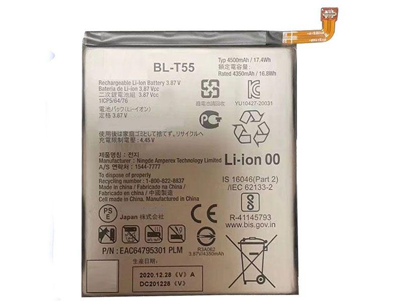 Batterie interne smartphone BL-T55