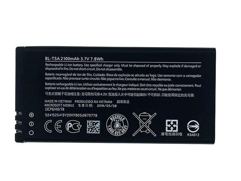 Batterie interne smartphone BL-T5A