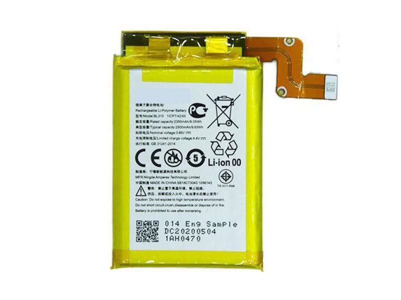 Batterie interne smartphone BL310
