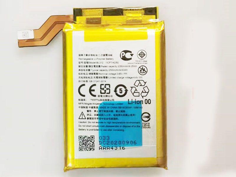 Batterie interne smartphone BL312