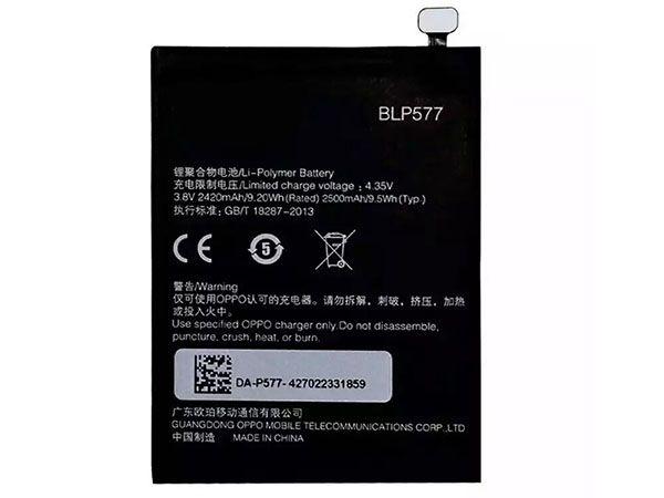 Batterie interne smartphone BLP577