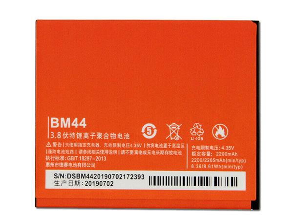Batterie interne smartphone BM44