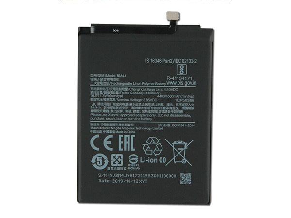 Batterie interne smartphone BM4J