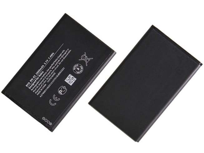 Batterie interne smartphone BN-02