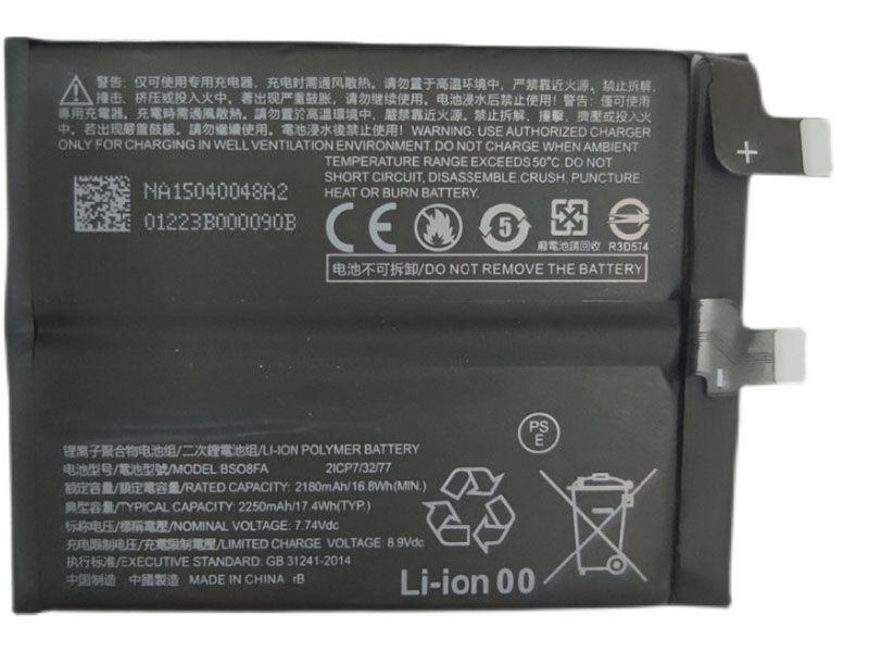 Batterie interne smartphone BS08FA