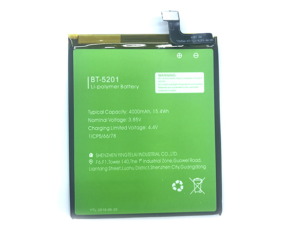 Batterie interne smartphone BT-5201