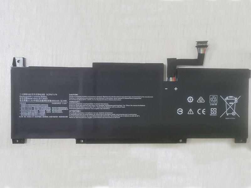 Batterie ordinateur portable BTY-M491