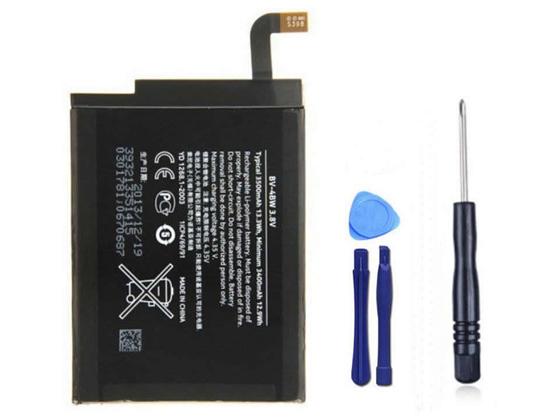 Batterie interne smartphone BV-4BW