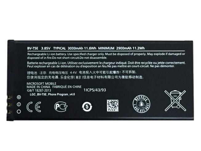 Batterie interne smartphone BV-T5E