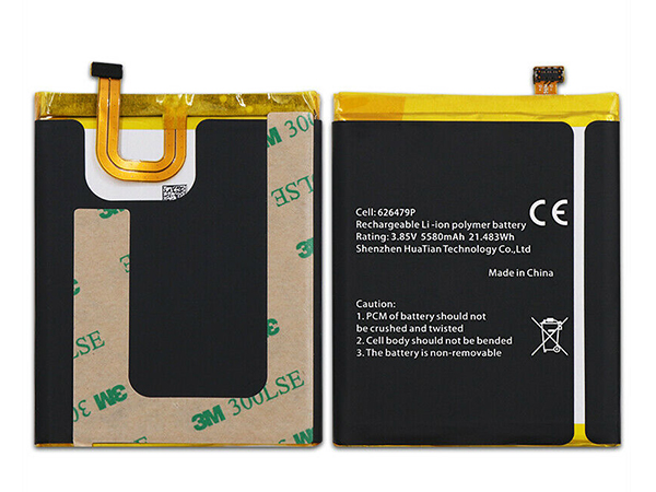 Batterie interne smartphone BV9600