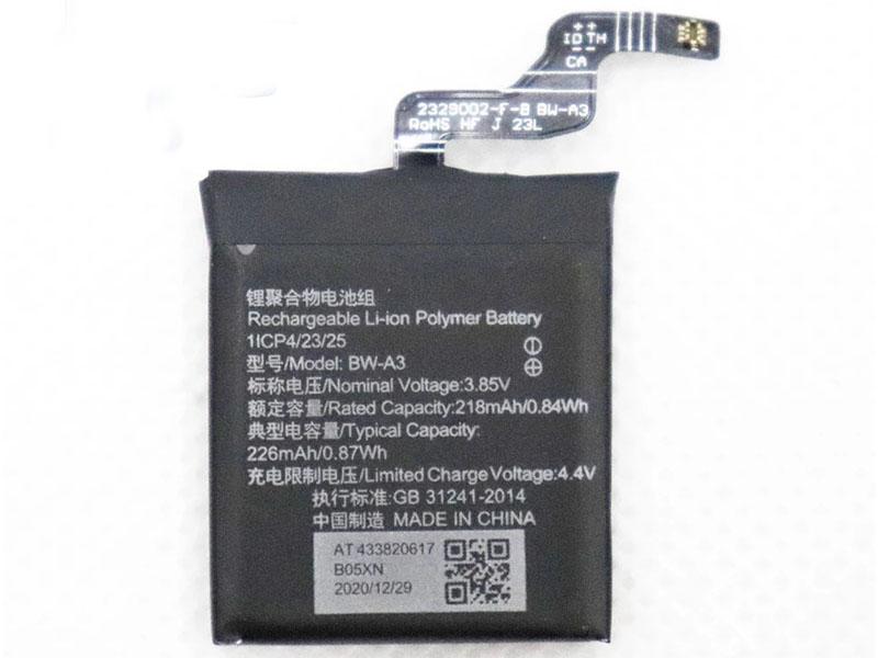 Batterie interne BW-A3