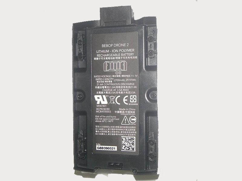 Batterie interne Bebop-Drone-2
