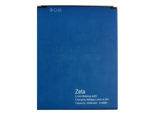 Batterie interne smartphone Zeta