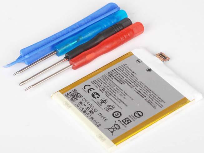 Batterie interne smartphone C11P1324