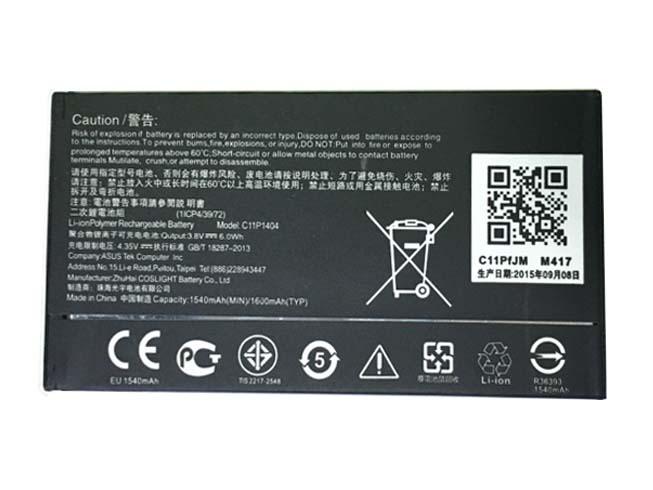 Batterie interne smartphone C11P1404