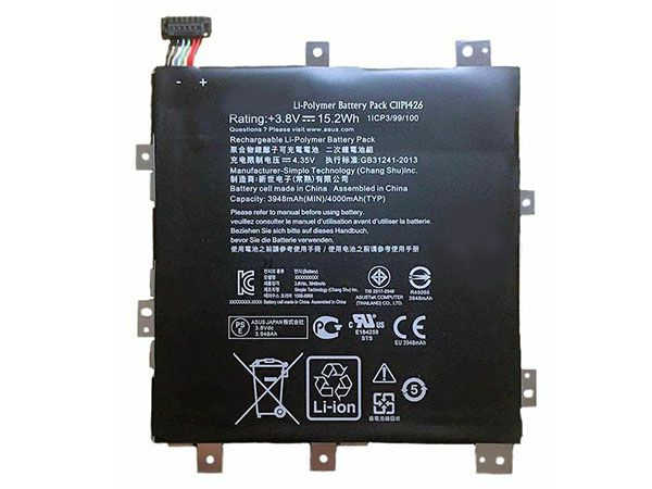Batterie interne tablette C11P1426