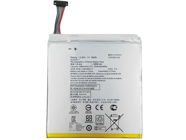 Batterie interne tablette C11P1517